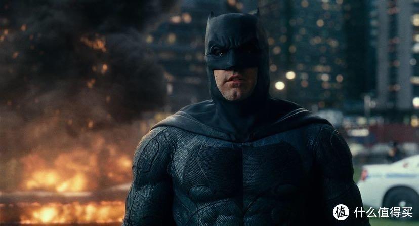 最近的蝙蝠侠扮演者:本·阿弗莱克