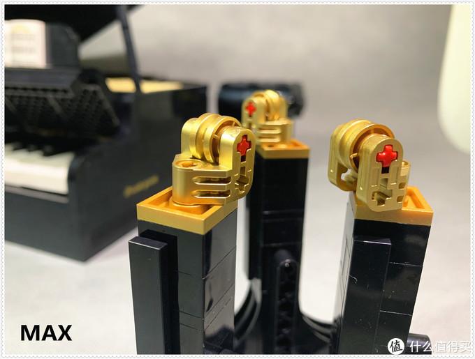 【虚测评】信宇积木XQGQ-01(梦想家-钢琴)