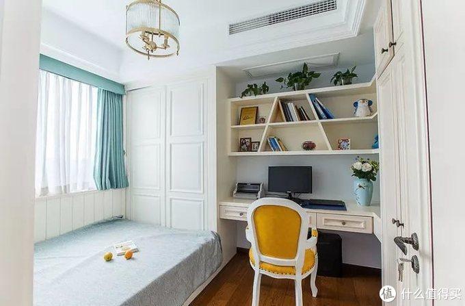 小房间除了放床,还可以配置什么?
