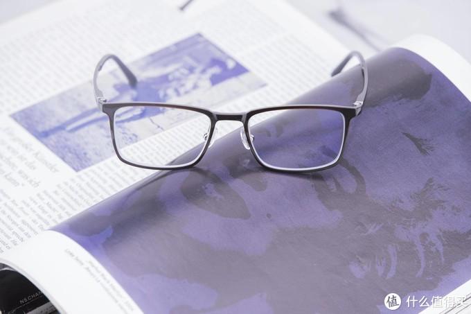 严寒冬季一丝温暖——柠檬M1306防蓝光眼镜
