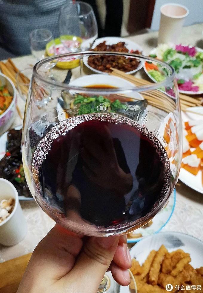跨年夜,我测评了一瓶红酒