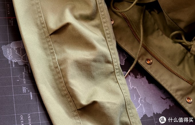以枪炮&玫瑰致敬经典——美军M-51Parka女式风衣评测