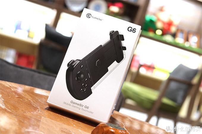 拒绝封号,直连吃鸡:GameSir G6手游拉伸手柄体验