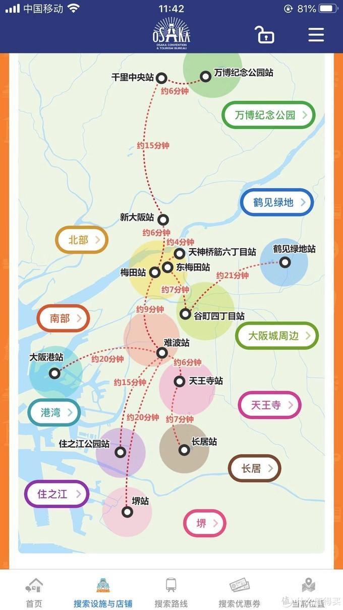 日本大阪游记篇二:周游卡使用指北