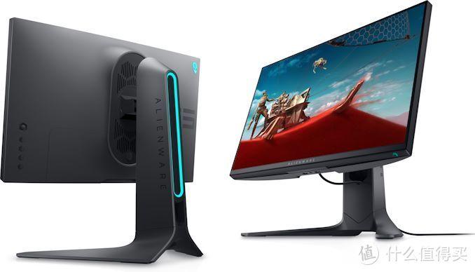 240Hz刷新、A/N标准通吃:Alienware外星人发布 AW2521HF 电竞显示器 499.99美元
