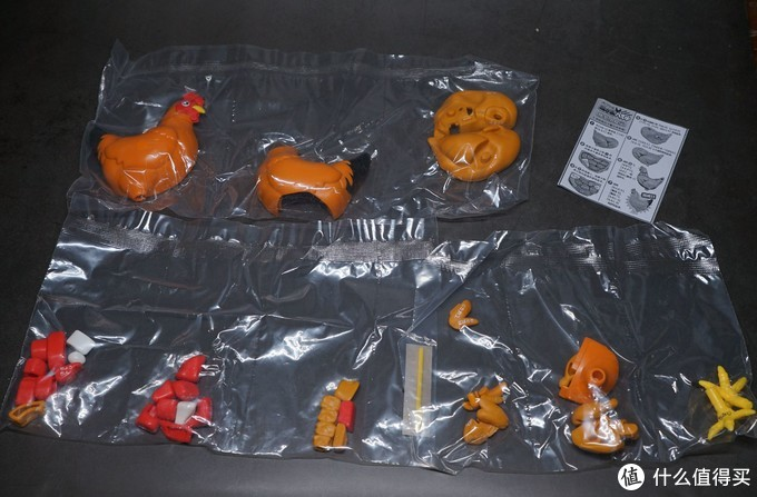 大吉大利 今晚吃鸡——MEGAHOUSE 立体拼图系列 鸡篇