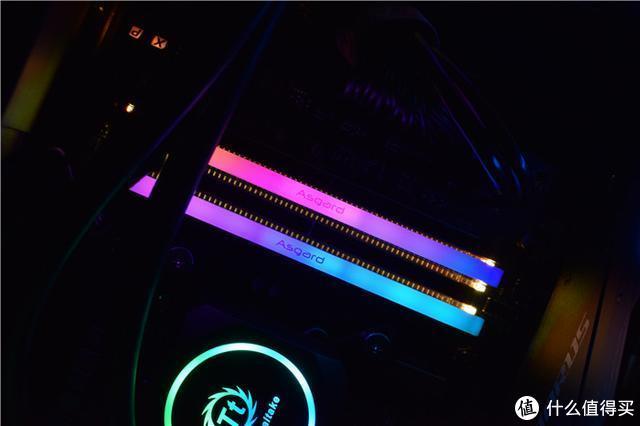 电脑内存选购经验,RGB灯光3200HZ,阿斯加特洛极W2内存如何?