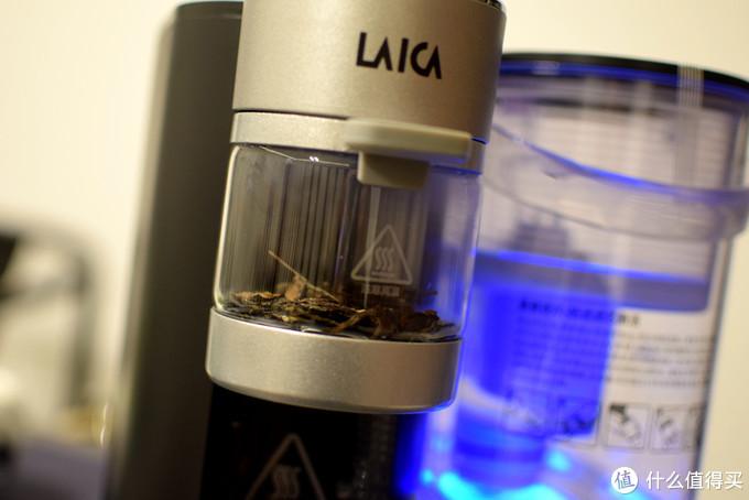 让喝茶也充满科技感——莱卡净水泡茶一体机