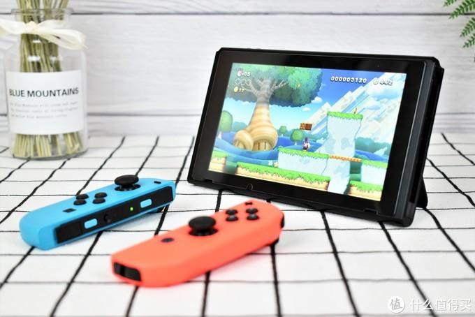 真正体会游戏的乐趣,你需要一台Switch,新年父子同上阵!