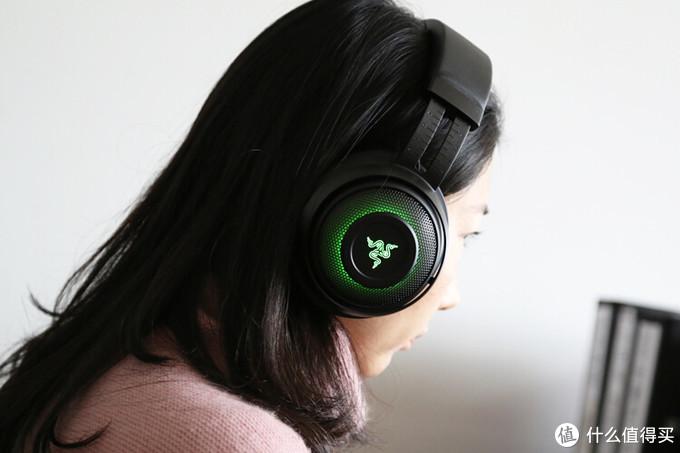 影音电竞好选择:雷蛇北海巨妖终极版耳机体验