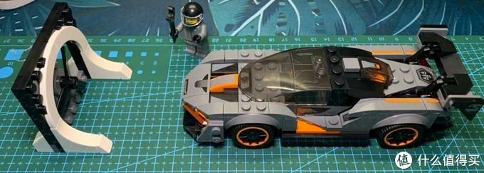LEGO Speed Champions系列 迈凯伦塞纳 75892