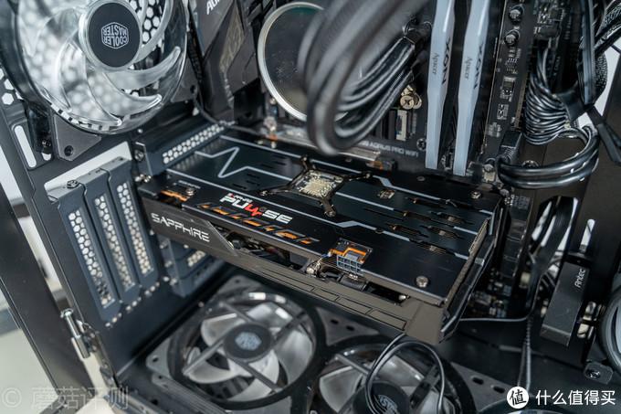 体验优秀,潜力太深!蓝宝石(Sapphire)RX5500XT白金版OC显卡 评测