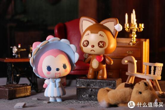 娃娃桃和布偶狸(官方图)