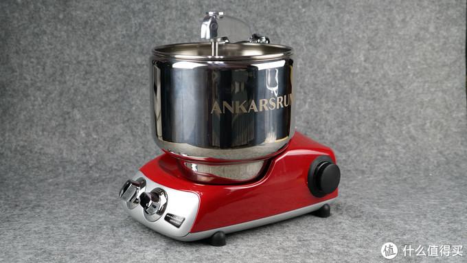 厨师机三大名单改写!谁能上位?瑞典Ankarsrum 奥斯汀厨师机 解析晒单