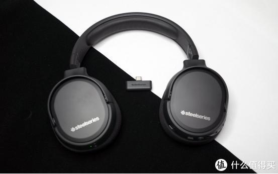 抛弃线材限制Switch耳机新选择,赛睿寒冰1无线版试玩