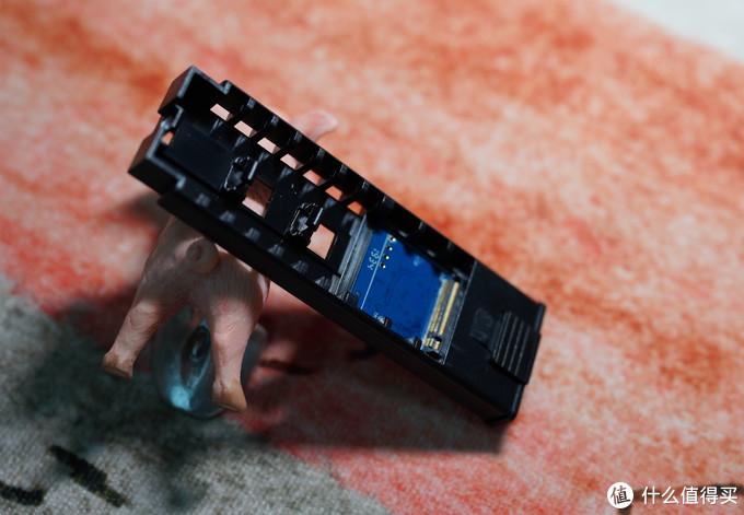 阿卡西斯(Acasis)nvme移动硬盘盒深度测评