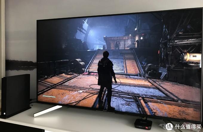 Xbox one X星战同捆版开箱试玩