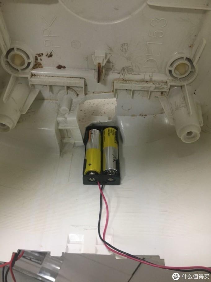 e新三年旧三年修修补补又三年-松下DG153电饭煲电池改造
