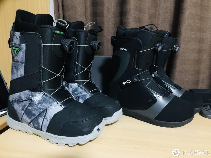 HEAD 单板雪靴 ONE BOA 开箱