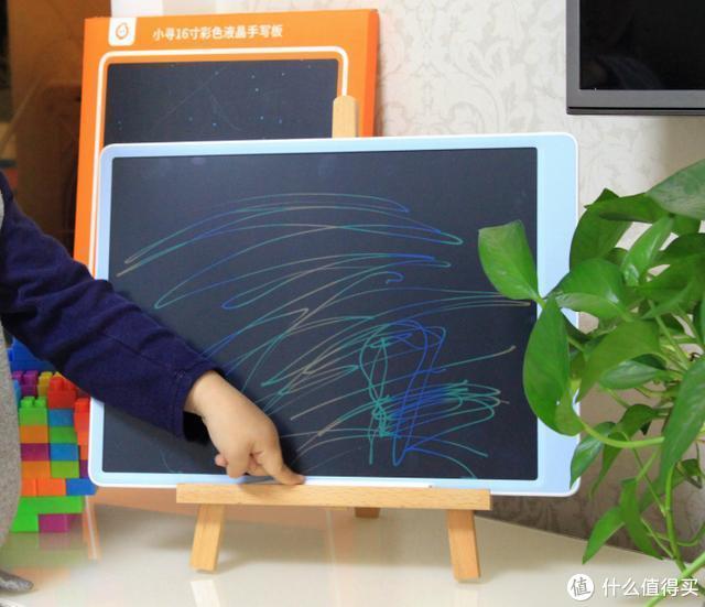 大空间创作,激发孩子创意思维:小寻16寸彩色液晶手写板