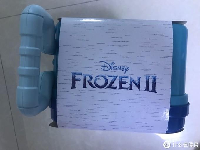 欢迎冰雪奇缘旅行套装玩具加入十六六家族