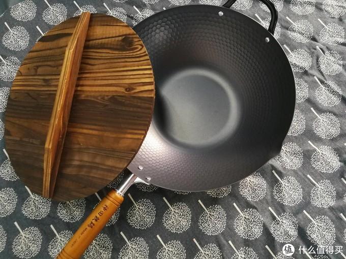 用健康无涂层的神田铁锅烧饭,吃饭放心!