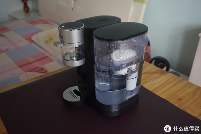净、烧、泡,与茶水有关的一机就能搞定-LAICA莱卡净水泡茶一体机评测