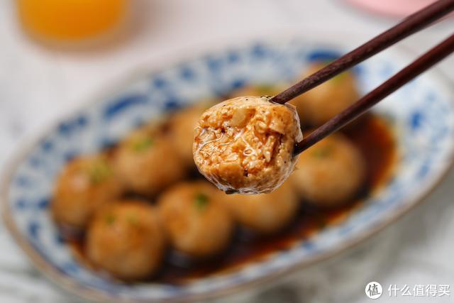 过春节吃肉怕长胖,试试这道菜,高蛋白低脂肪,团团圆圆寓意还好