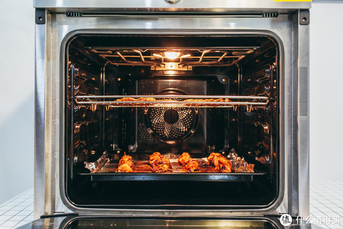 回国后,立马犒劳自己的胃,方太KQD60F-F1G电烤箱测评