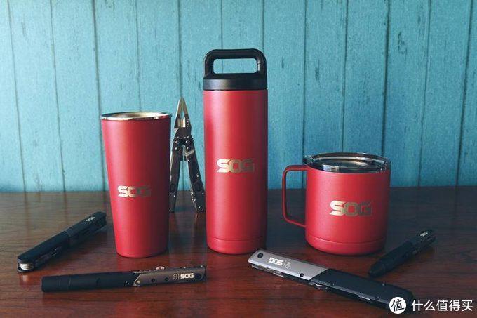 不同的饮品有不同的杯子推荐SOG饮用套装限量款