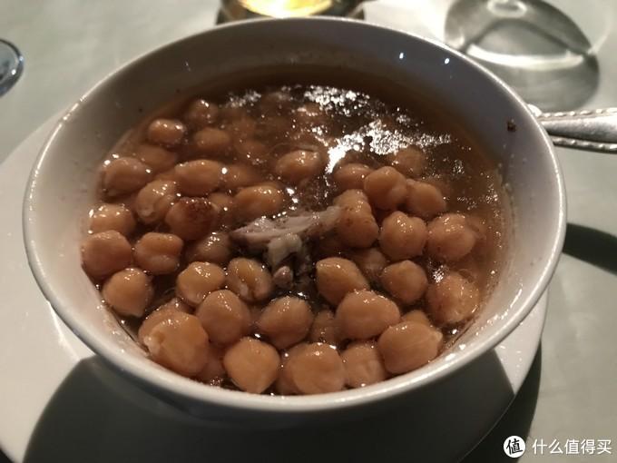 头汤鹰嘴豆煮羊肉块
