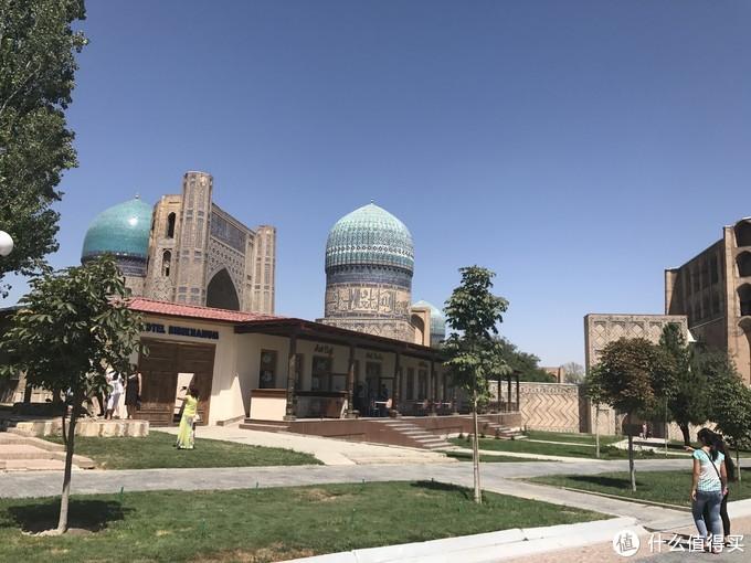 远眺清真寺