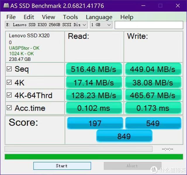 最高1TB,thinkplus高速移动固态硬盘X320评测