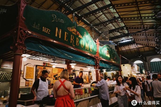 佛罗伦萨中央市场