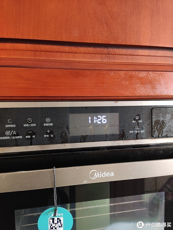 美的王爵蒸烤箱,不太美的消费体验