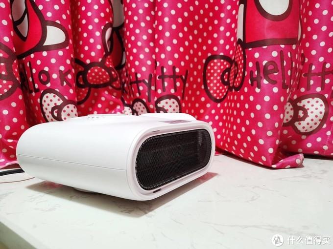 小尼熊多功能暖风机:为家增添一份温暖