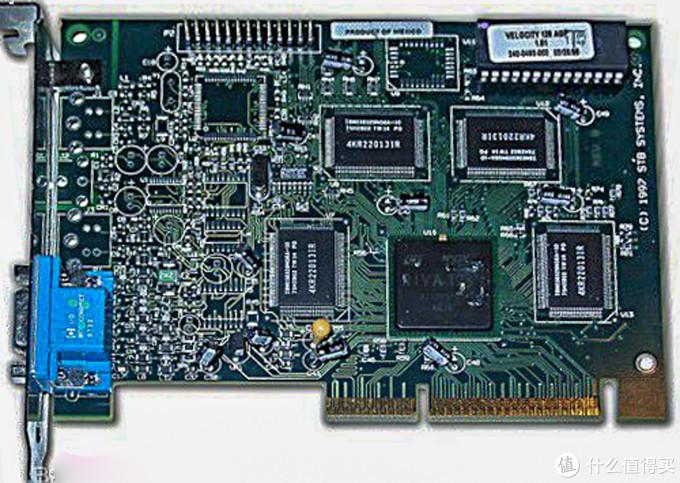 1997年STB System的3000万美元Riva 128 GPU订单,救下热锅上的黄仁勋