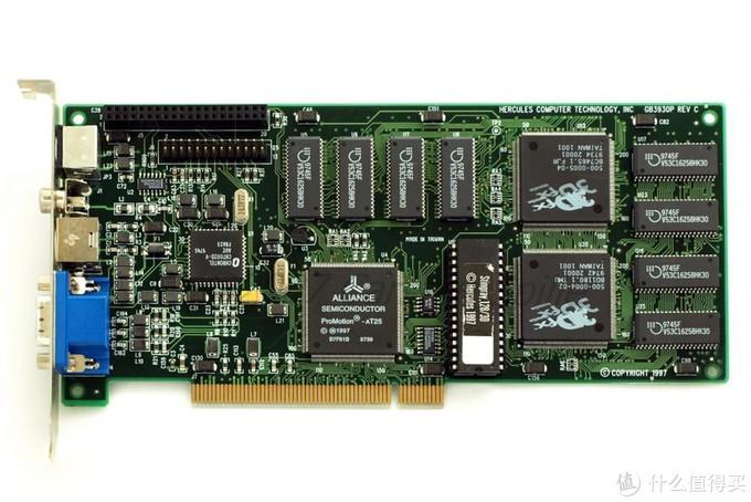 20世纪最顶级的3D加速卡:3Dfx的Voodoo系列图形加速卡(PCI总线)