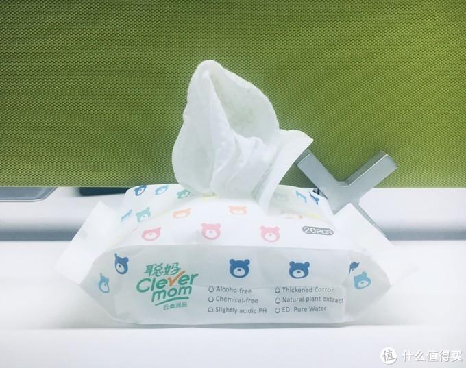 """【母婴】""""布一样厚实""""、""""超高性价比""""婴儿湿巾推荐——聪妈品牌湿巾(国货)"""