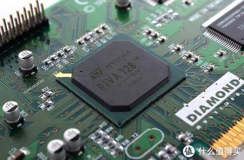 世界上第一款GPU:Nvidia Riva 128