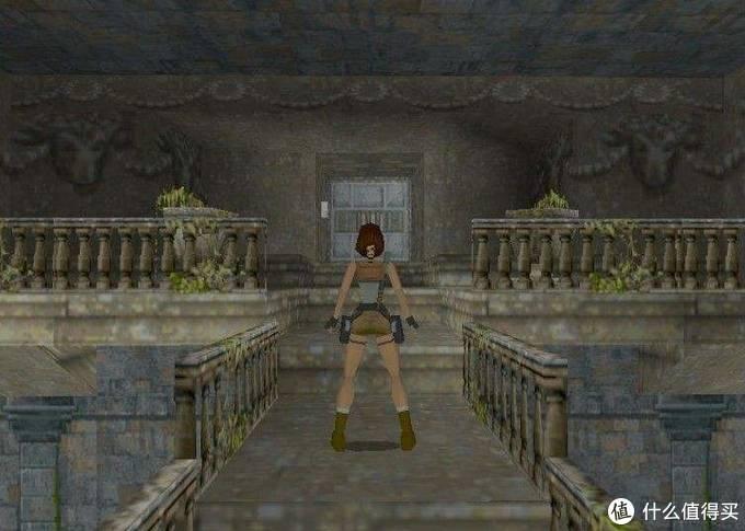 90年代末Voodoo优化代表作:《古墓丽影》图源:Ali213