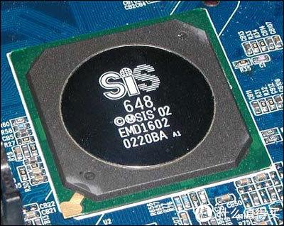 21世纪初,SiS矽统巅峰时期的作品:SiS648系列主板芯片组