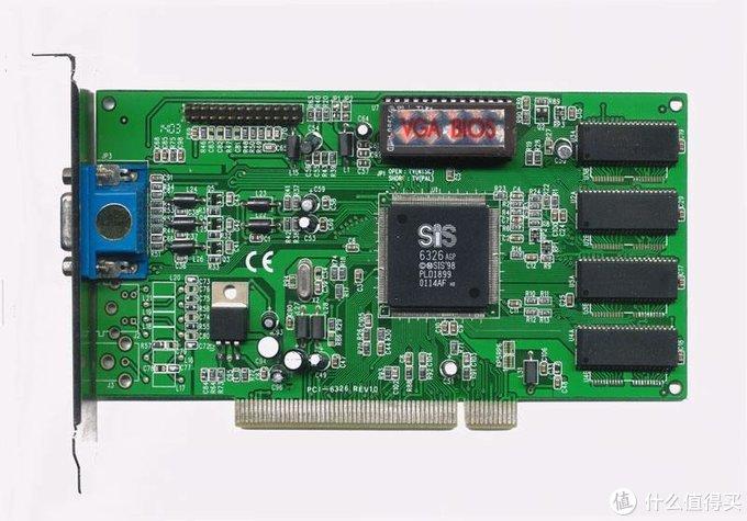70后、80后不可忘却的DVD硬解码神器:SIS 6326显示卡