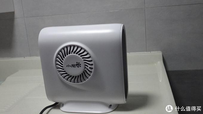 小尼熊暖风机 不仅仅能够取暖