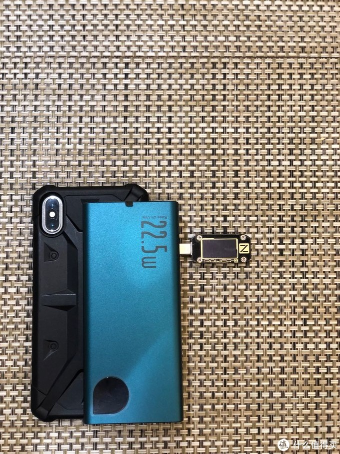 自带电流屏显的20000毫安,双向快充大充电宝——倍思adaman