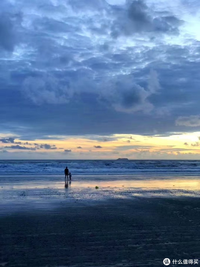 甲米兰塔岛的海滩