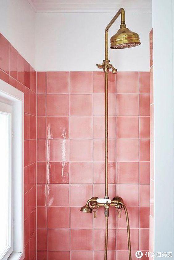 这样的卫浴空间配色,才是真的高级