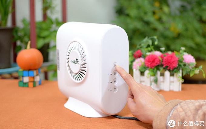 小尼熊多功能暖风机:一机多用,这个冬季暖暖的!
