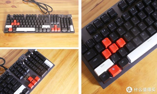 有掌托的机械键盘用着更舒服,威刚推XPG召唤者键盘上手
