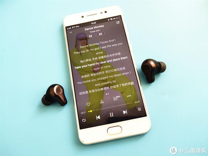 魔浪 o7 无线运动蓝牙耳机:音乐随行,让运动无拘无束